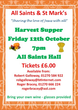 HarvestSupper