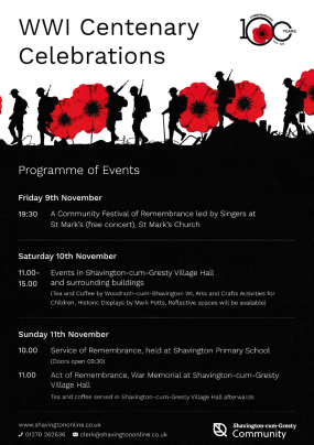 Community Festival of Remembrance