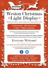 Wesston Christmas Lights
