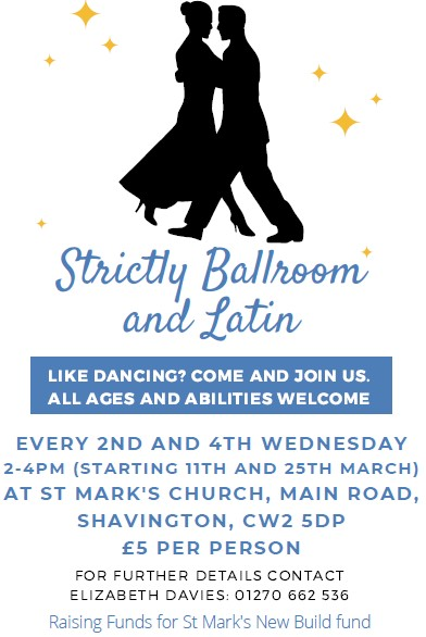Strictly Ballroom and Latin